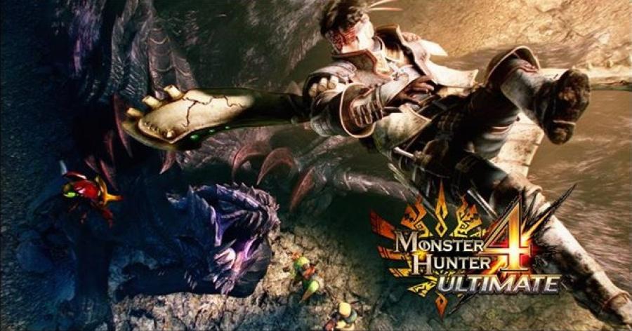 Monster Hunter 4 Ultimate 1