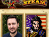 Nintendo Confirms Wil Wheaton as Voice Actor for Abraham Lincoln in Code Name S.T.E.A.M.