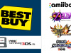 Nintendo of America Teams Up With Best Buy For New Nintendo 3DS XL Hands On Events This Weekend