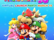Nintendo of America to Run a 'Virtual Launch Party' for Mario Party 10 This Week