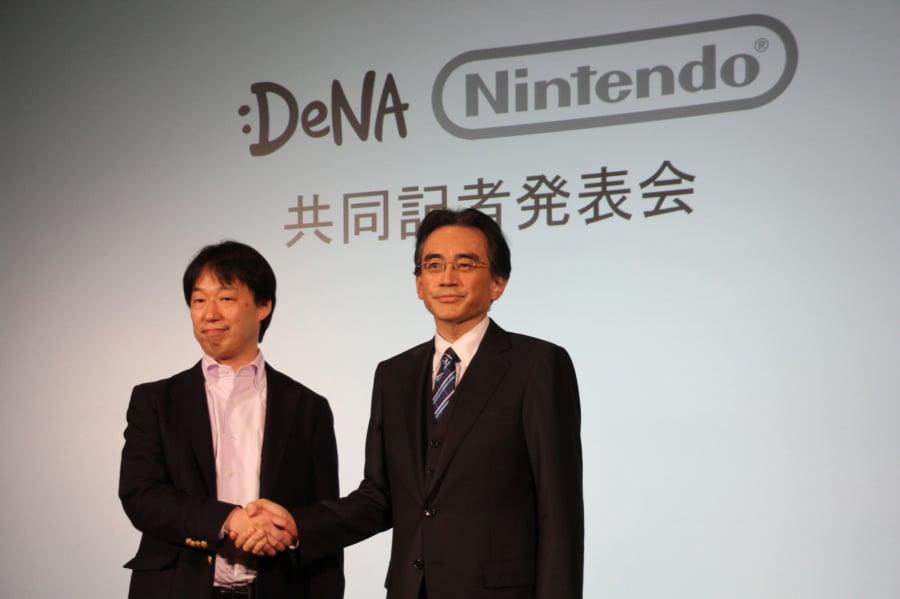 Nintendo and DeNA