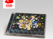 Super Mario 3D World and Kirby: Triple Deluxe Soundtracks Available Again on Club Nintendo in Europe