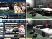 The Racing Days Are Over For SEGA's 3DS eShop Drifter, Initial D: Perfect Shift Online
