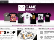 UK Retailer GAME Opens Marketplace to Sell Gaming Culture Goodies Such as T-Shirts and Merchandise