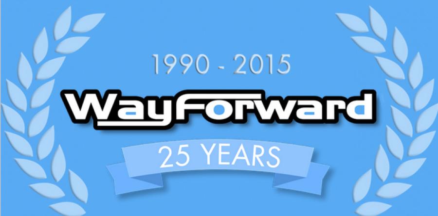 Way Forward 25 Th
