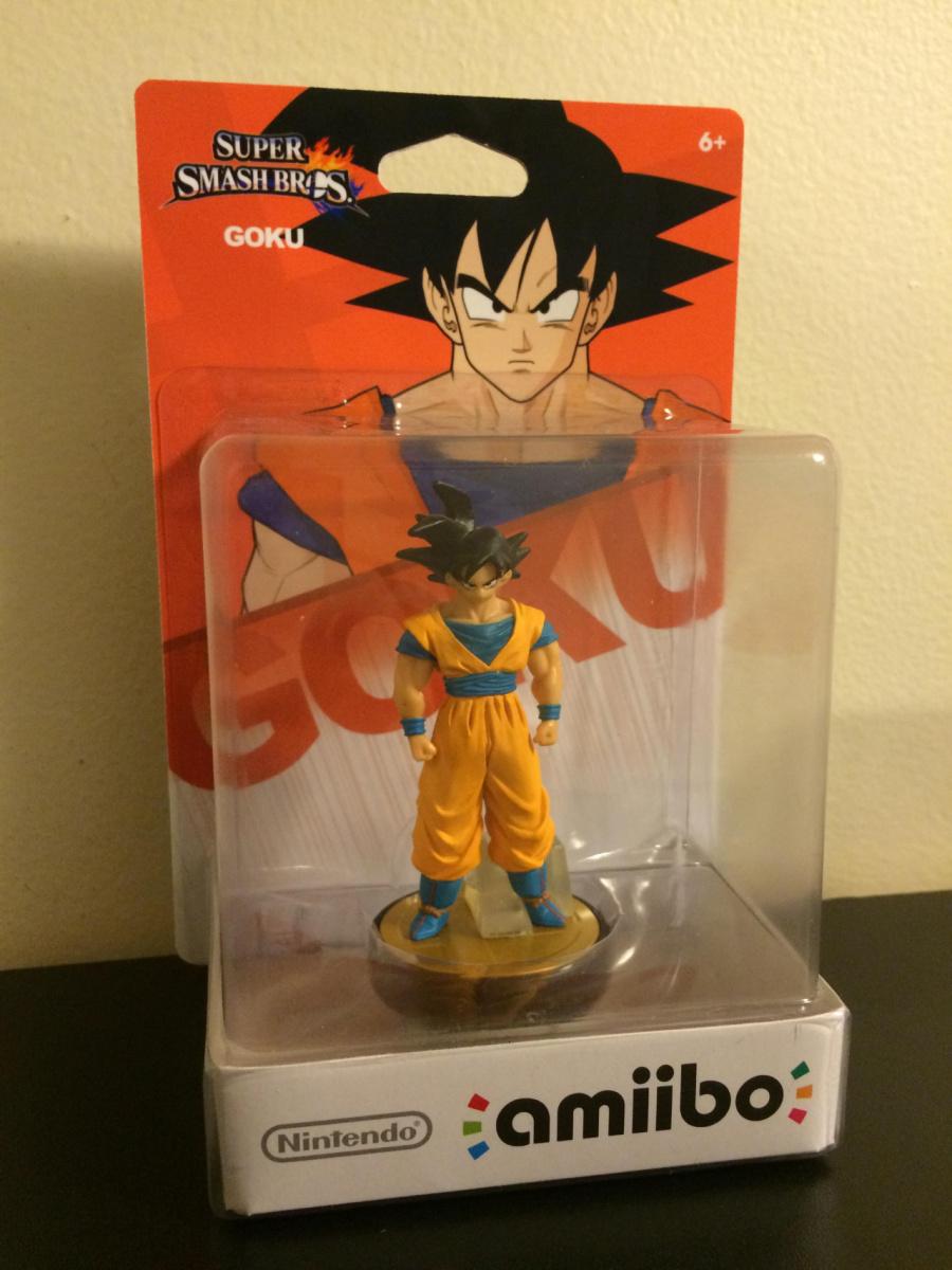 Goku Amiibo