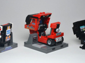 Sega Classic Arcade Machines Could Be Reproduced in LEGO Form