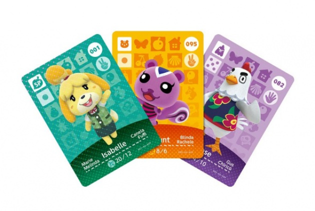 Animal Crossing Happy Home Designer Launching With Amiibo Cards And Nfc Reader This Autumn