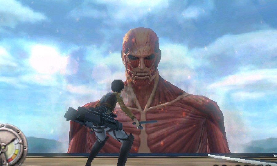 Attack on Titan: Humanity in Chains Launches On 3DS eShop ...