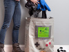 Clean Up Your Act With This Game Boy Laundry Basket