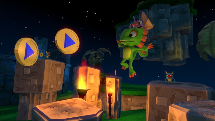 Yooka Laylee Jungle11