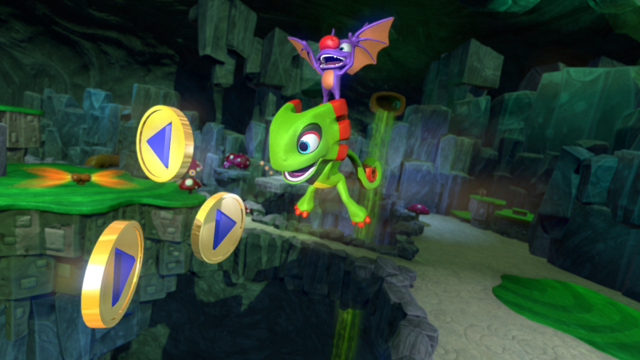 Yooka Laylee Chasm Flight