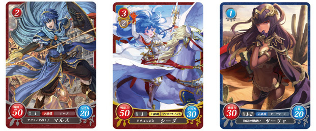 Gallery: Gaze Upon Fire Emblem Cipher, the New Card Game