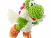 Yarn Yoshi Is Just Too Darn Cute