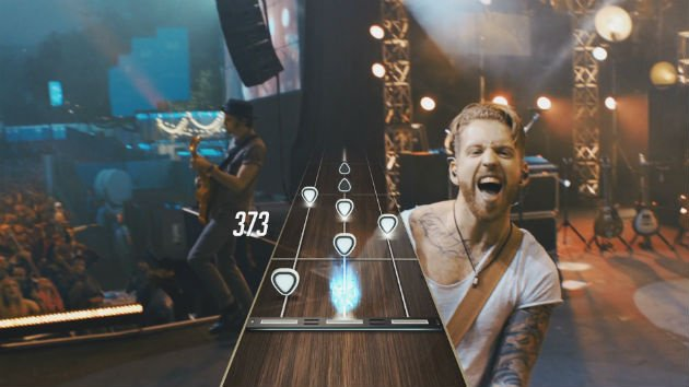 Turn It Up To Eleven, Guitar Hero Is Making A Glorious Comeback On Wii U