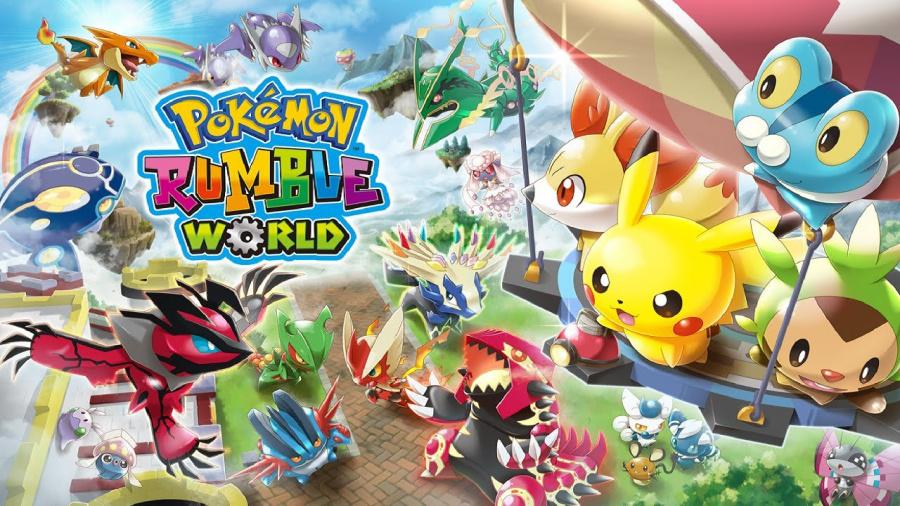 Pokemon Rumble World Final