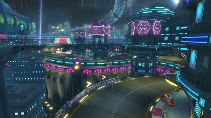 Koopa City / Neo Bowser City (3DS)