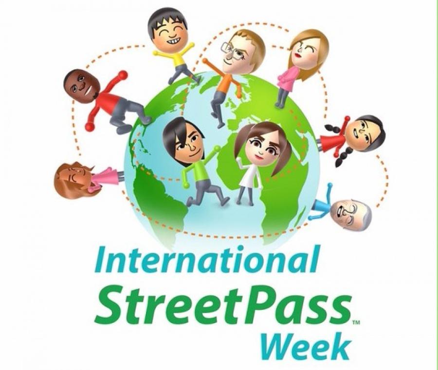International Street Pass Week