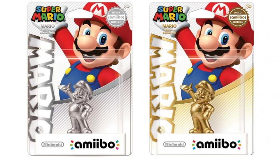 Special Mario Amiibo