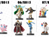 Nintendo Announces Next amiibo Waves And Asks Players To Vote For New Characters In The Super Smash Bros. Fighter Ballot