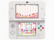 Nintendo Has Released This Fabulous 3DS Theme In Japan To Celebrate The Launch Of Girls Mode 3