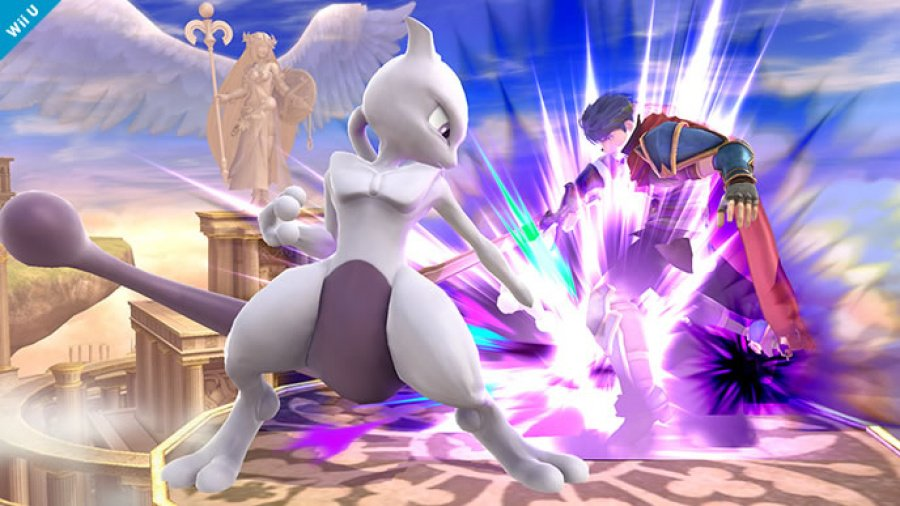 Mewtwo Smash Bros