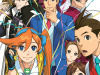 Phoenix Wright: Dual Destinies Art Book Taking the Stand