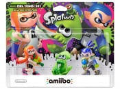 ​Splatoon amiibo 3-Pack Will Cost $35, According To Amazon