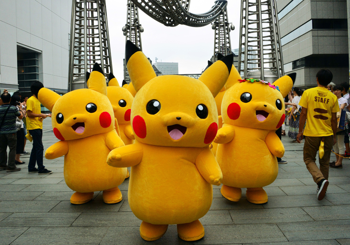 Thousands Of Pikachus Will Be Taking Over Yokohama This August