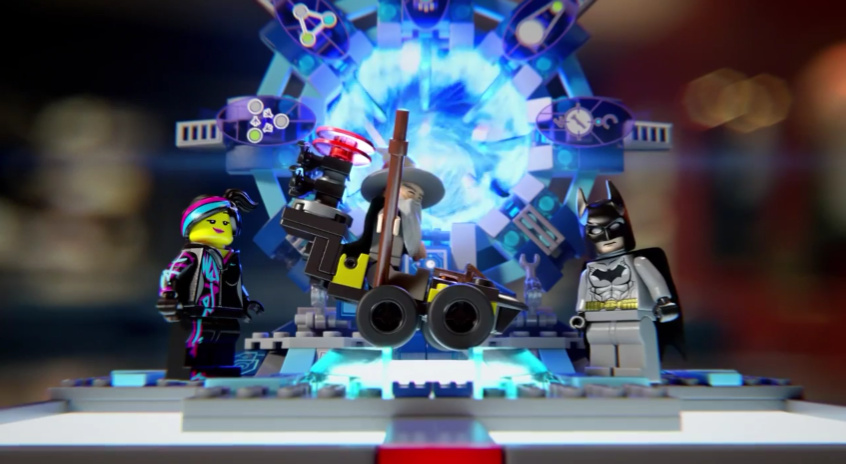Video Extended Lego Dimensions Announcement Trailer Sets
