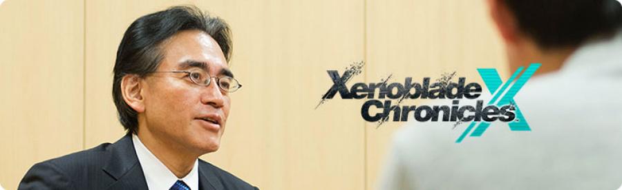Xenoblade Iwata