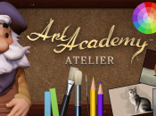 Art Academy: Atelier Sketched In For 26th June Release in Europe, Includes YouTube Upload Feature