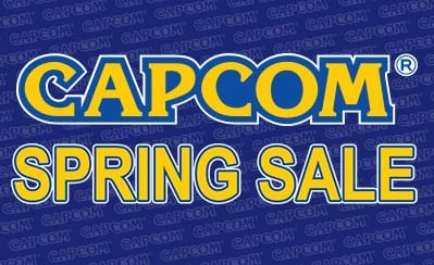 Capcom Spring Sale