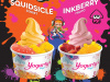 Cool Down With a Splatoon-Inspired Froyo This Summer