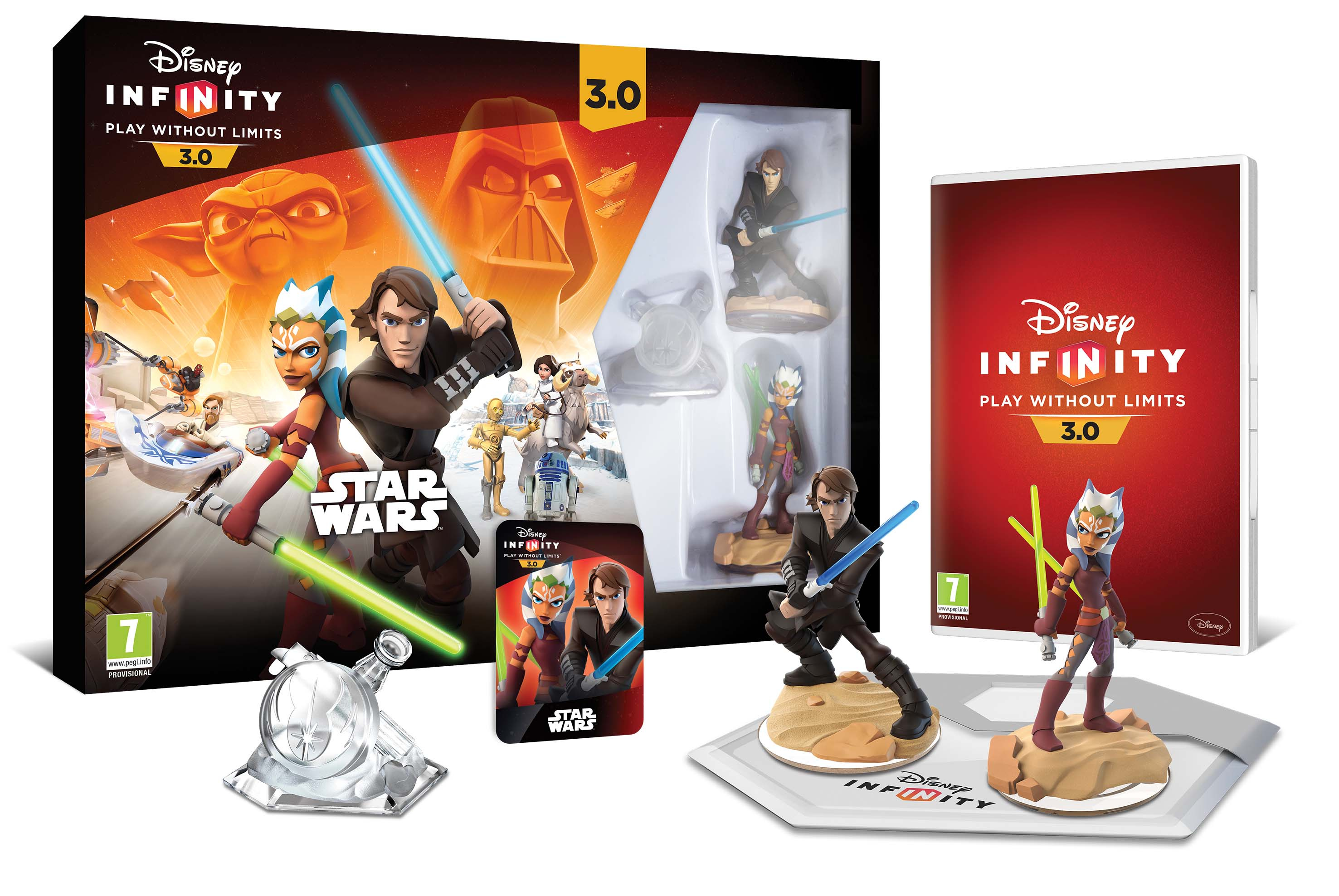 Disney Infinity 3.0 is Announced With Star Wars, Marvel ...