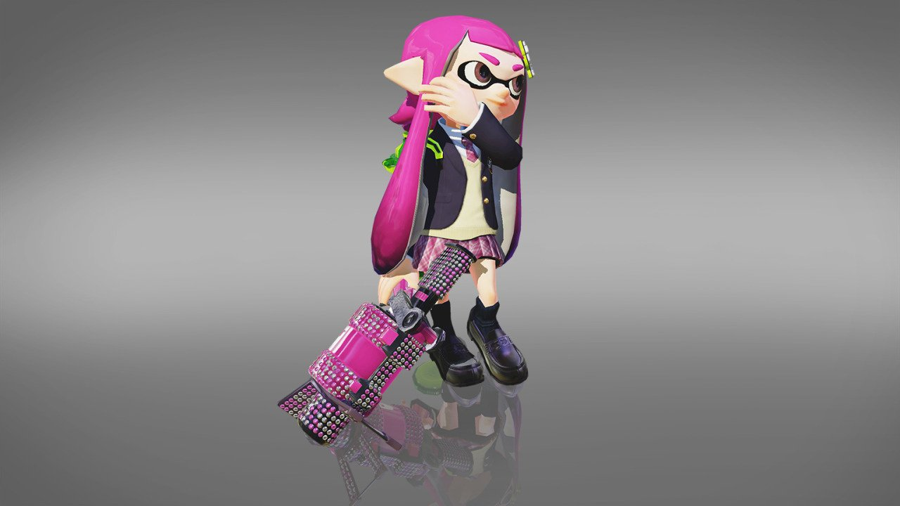 gallery  splatoon development updates bring fashion  amiibo  game modes and more paper