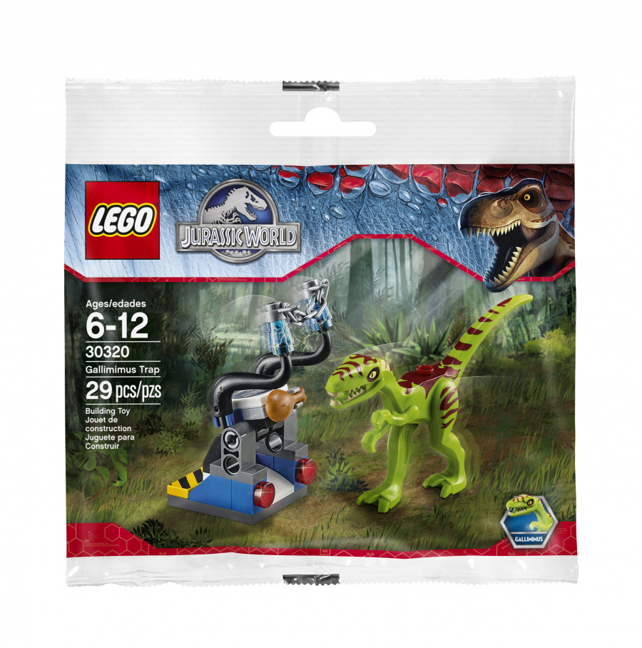 LEGO Dino Trap Mini Playset