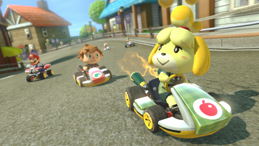 Mario Kart 8 AC NEW