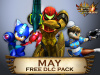 Monster Hunter 4 Ultimate's May DLC Brings Metroid, Mega Man and Street Fighter Madness