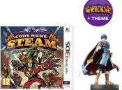 Official Nintendo UK Store Bundles Fire Emblem amiibo with Code Name S.T.E.A.M.