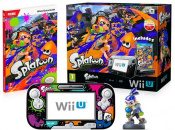 Official Nintendo UK Store Launches Splatoon Wii U Bundles with amiibo and a GamePad Skin