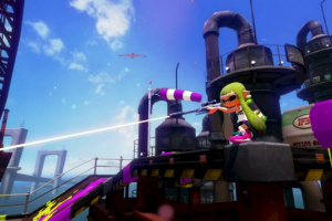 Early Impressions on Splatoon and That All-Important Online Multiplayer