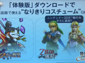 Samurai Warriors: Chronicles 3 Won't Include Zelda Costumes In The West