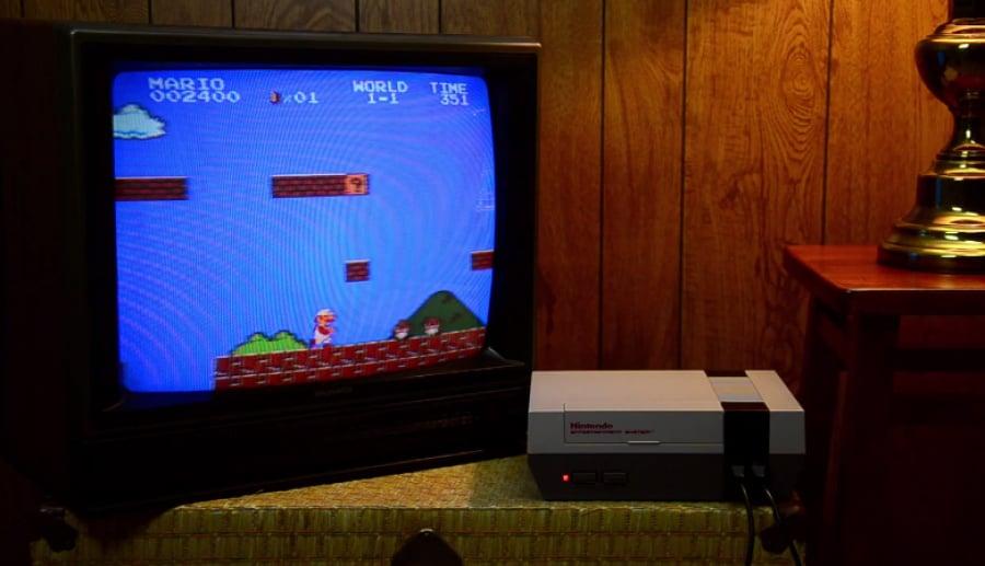 NES Setup
