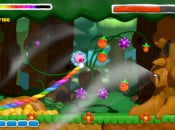 Kirby and the Rainbow Paintbrush Launch Trailer Brings a Colourful Clay Overload