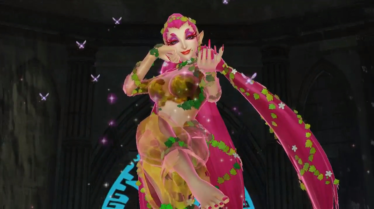 Video Take A Look At The Evolution Of Fairies In The Legend Of