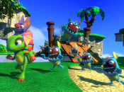 "Yooka-Laylee's Game Worlds Will Be Contained Within ""Magical Books"""