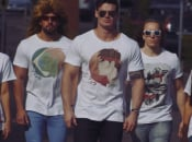 Dress Like A True World Warrior With One Of These Limited Edition Street Fighter T-Shirts