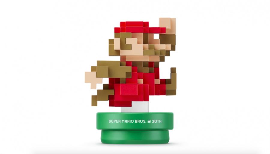 Amiibo 8- Bit Mario