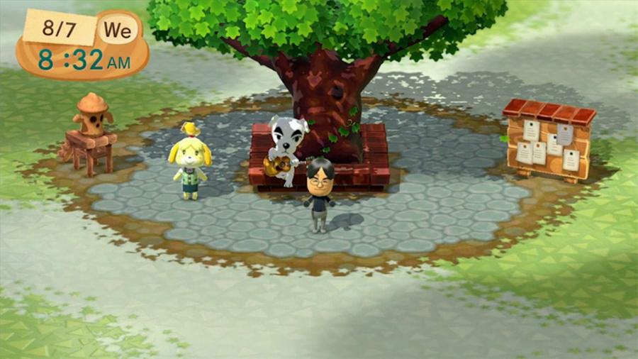 Animal Crossing Wii U